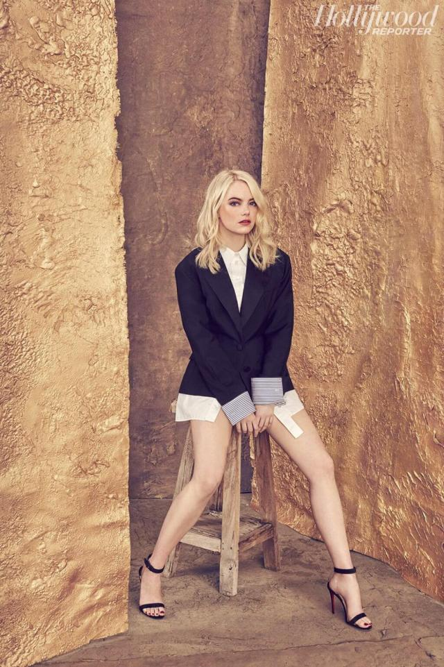 Emma Stone horney pictures (1)