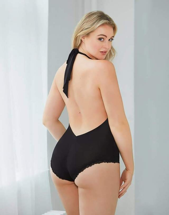 Iskra lawrence hot booty pics
