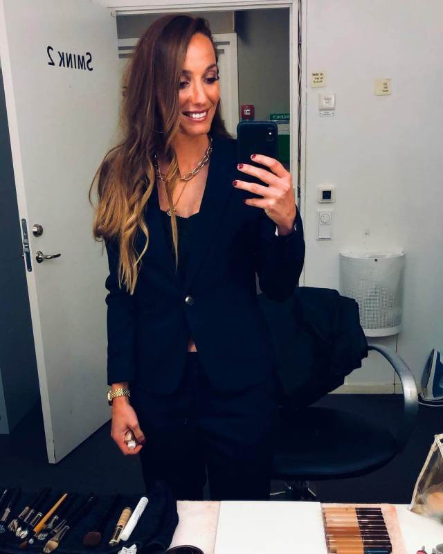 KOSOVARE ASLLANI black dress pic