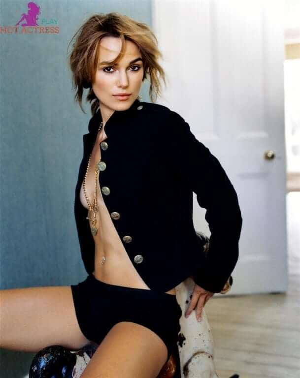 Keira Knightley hot side pic