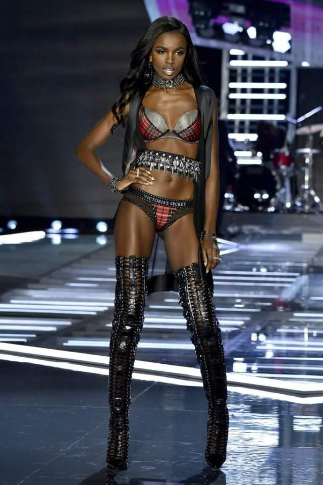 Leomie Anderson lovely hot picture (1)