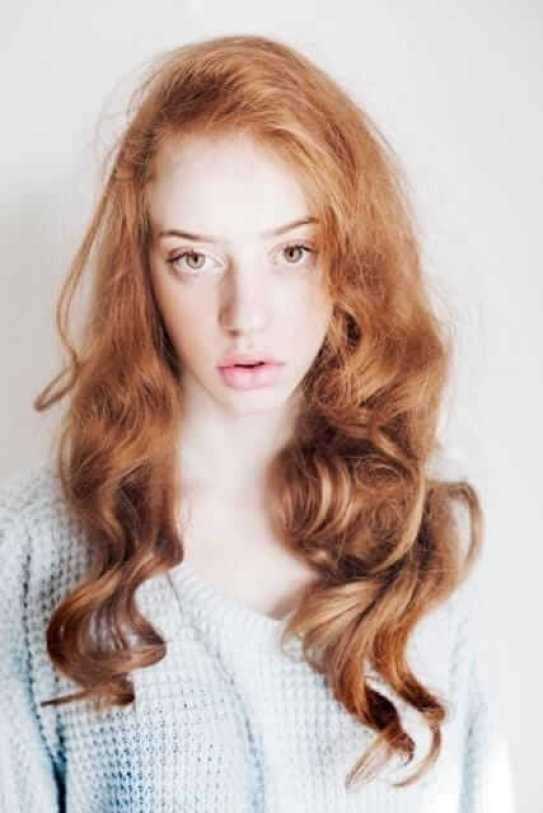 Lily Newmark sexy hairs