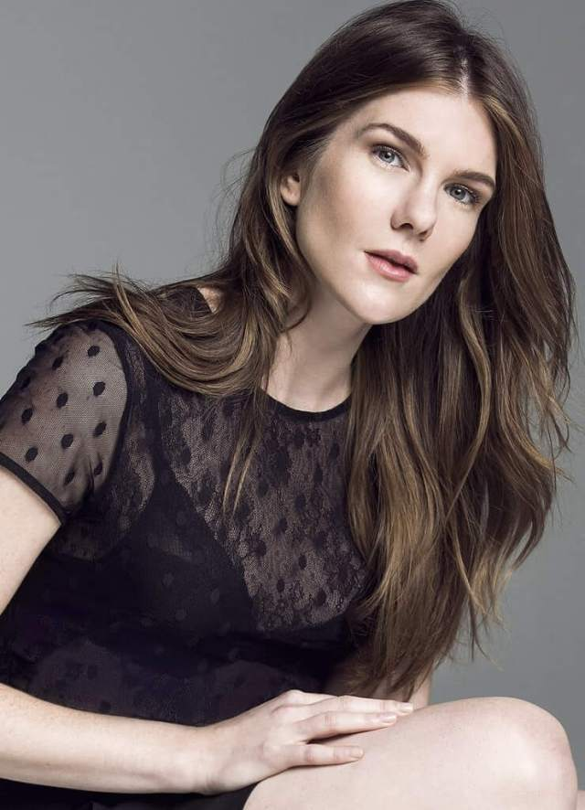 Lily Rabe hot hairs