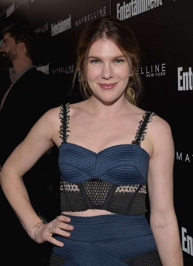 Lily Rabe hot pic