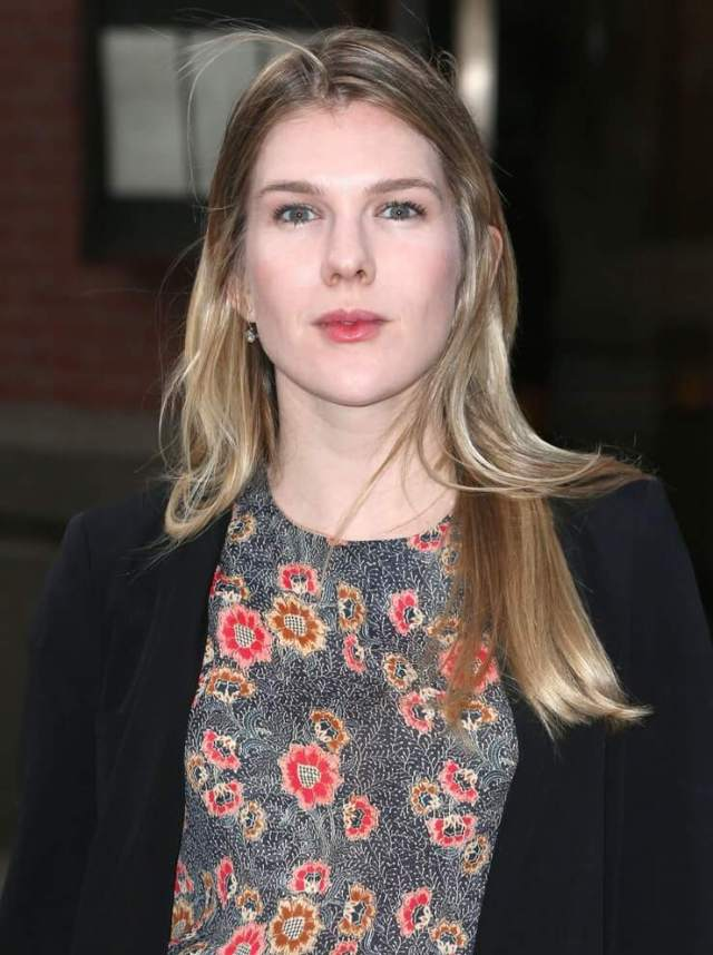 Lily Rabe sexy hairs