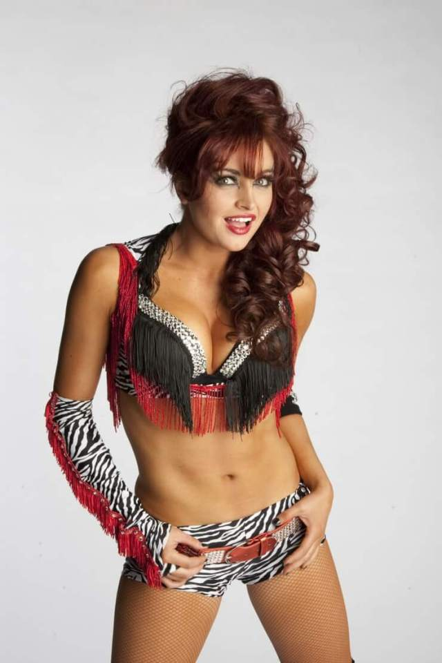 Maria Kanellis hot bikini look