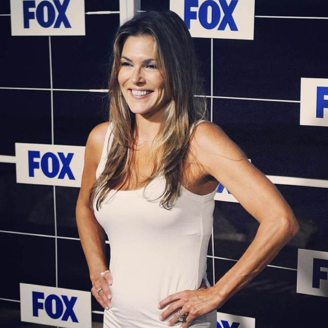 Paige Turco hot smile