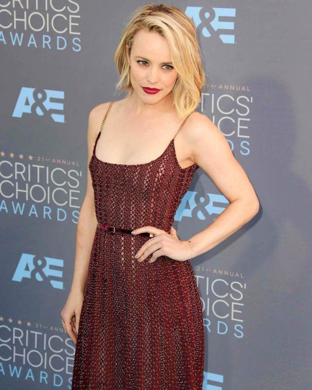 Rachel McAdams hot side pics