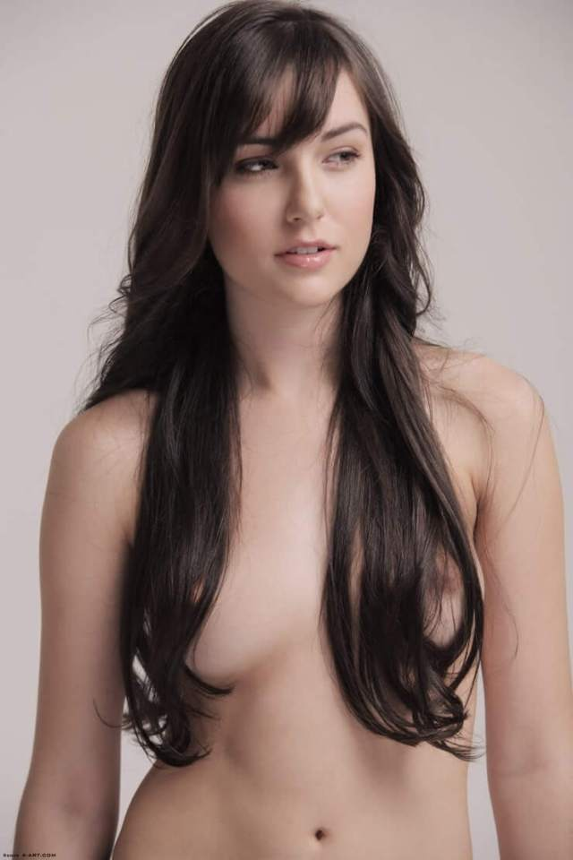 Sasha Grey near