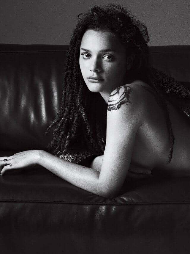 Sasha Lane sexy photos