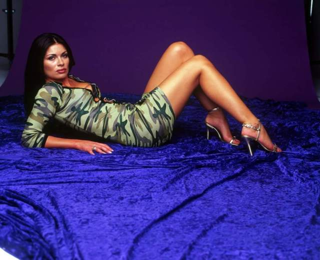 alison king thighs