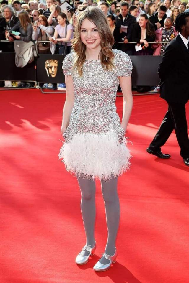 hannah murray hot picture