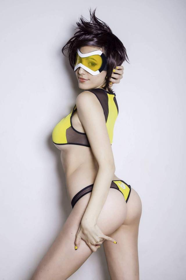 tracer butt photo