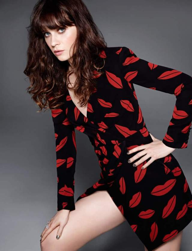zooey deschanel awesome pictures