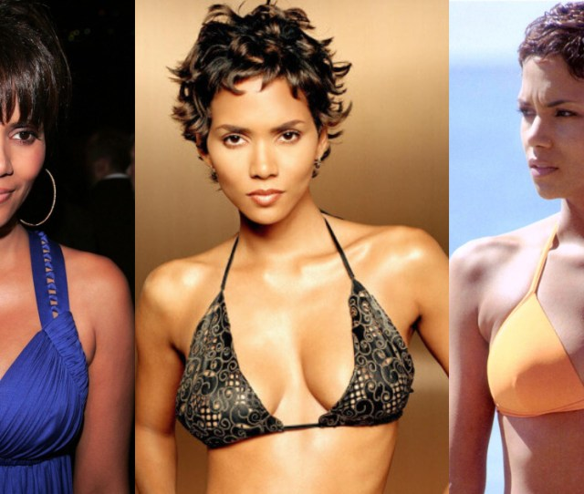 Sexy Pictures Of Halle Berry Which Will Make You Want Her