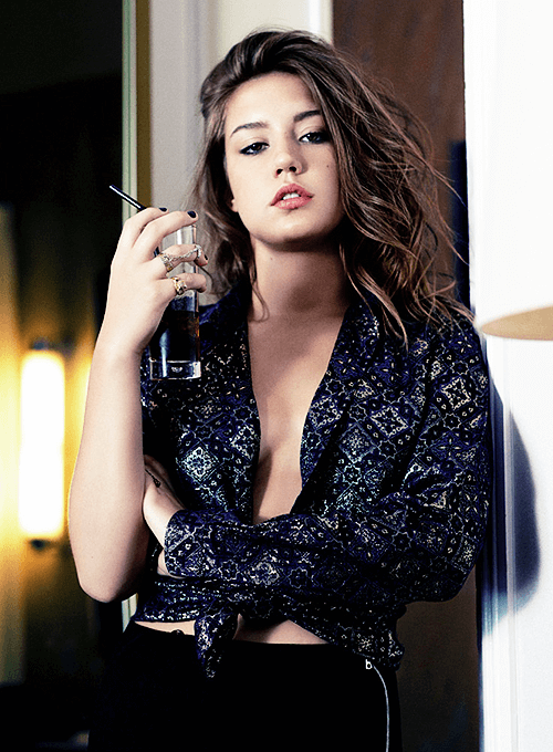 Adèle Exarchopoulos awesome pictures
