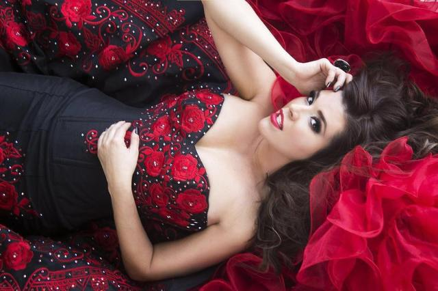 Alicia Machado beautiful pic