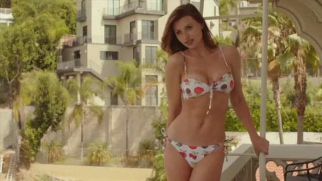 Aly Michalka lingerie pictures (2)