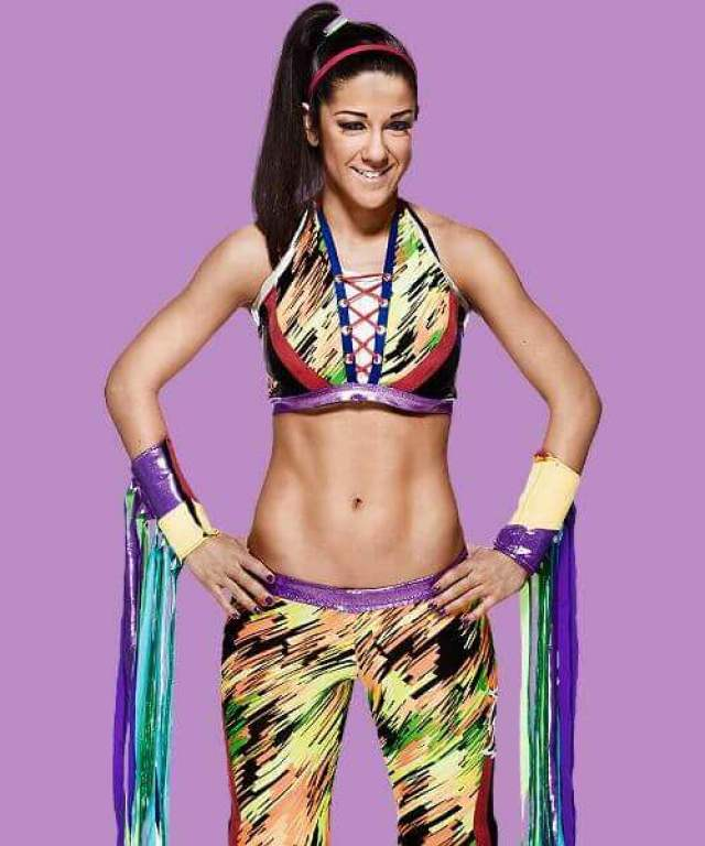 Bayley-hot-picture