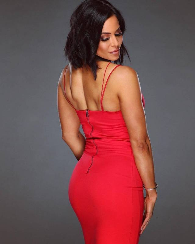 Charly Caruso sexy ass