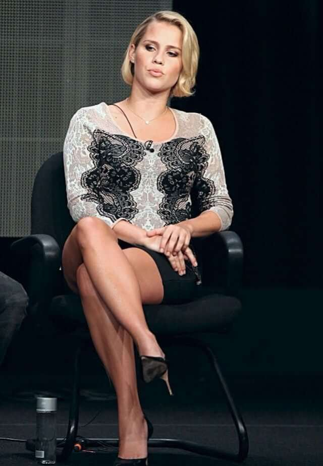 Claire Holt sexy legs (1)