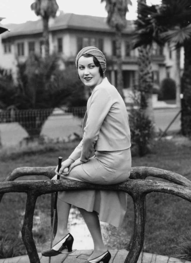 Fay Wray awesome pictures (1)