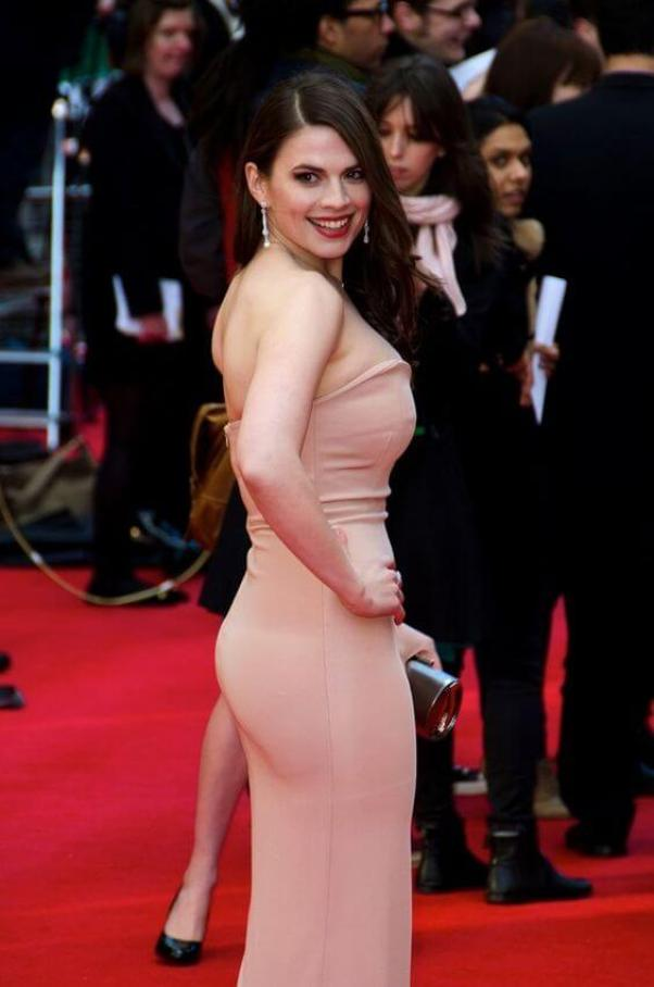 Hayley Atwell hot Butt Pictures