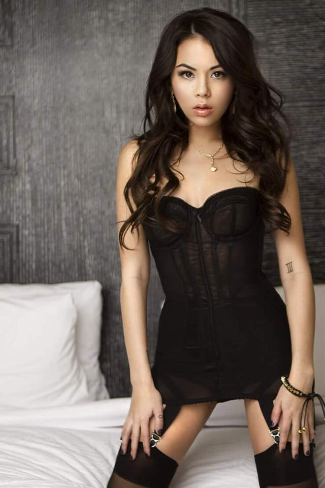 Janel Parrish sexy pictures (12)