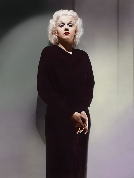 Jean Harlow awesome dress