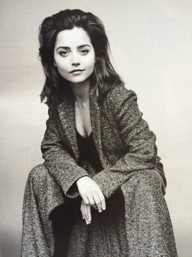 Jenna Coleman hot pictures