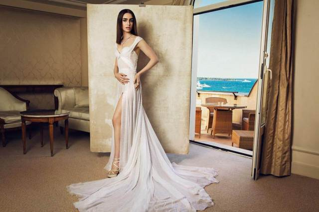 Lily Collins hot pictures (2)
