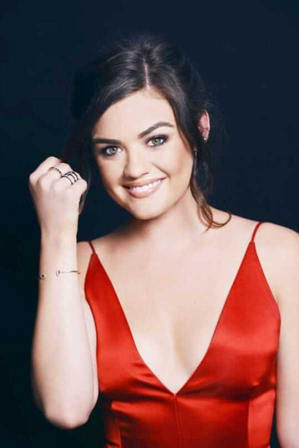 Lucy Hale hot boobs pics (8)