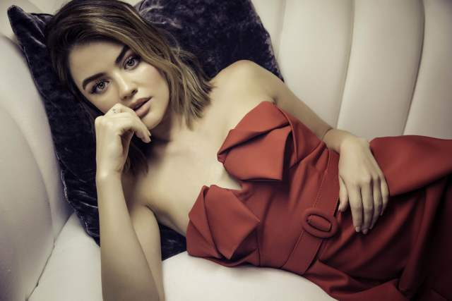 Lucy Hale hot boobs pictures (4)