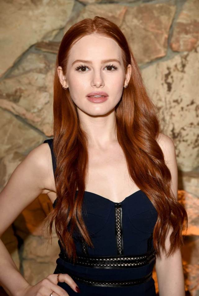 Madelaine Petsch boobs pictures (1)