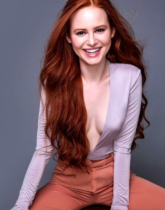Madelaine Petsch hot boobs pictures (3)
