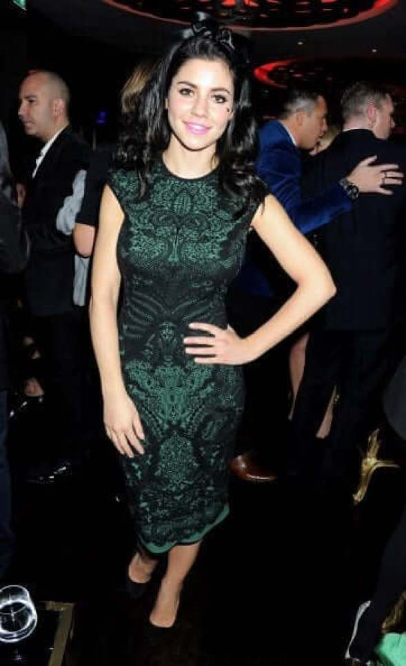 Marina Lambrini Diamandis hot pictures (4)