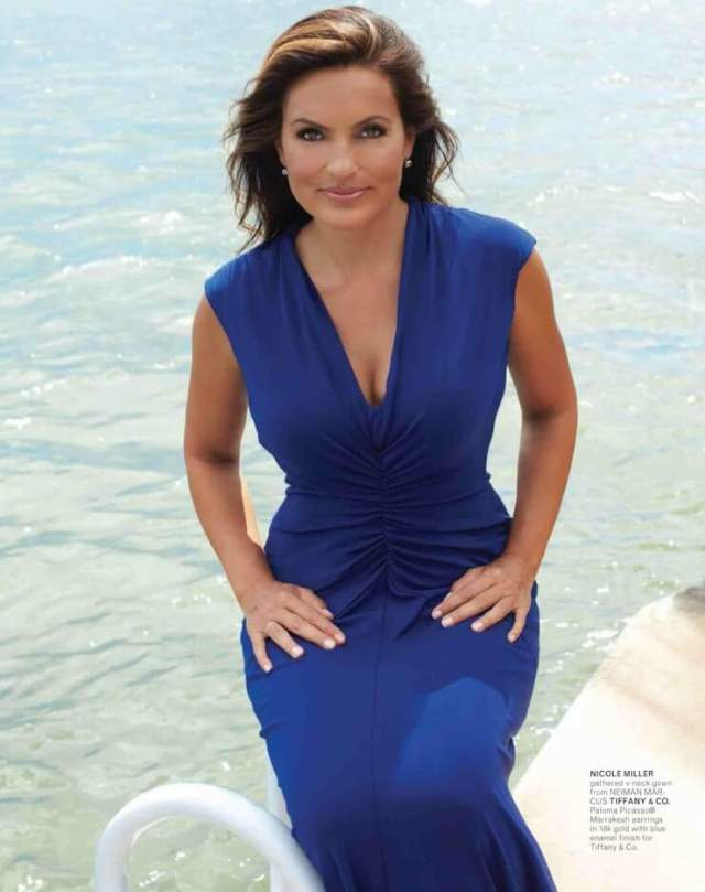 Mariska Hargitay beautiful pictures