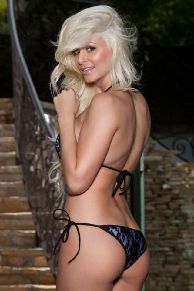 Maryse Ouellet butt awesome