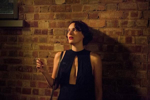Phoebe Waller-Bridge sexy cleavage pictures (2)