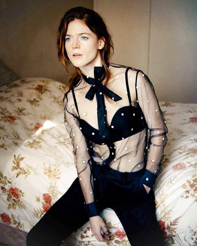 Rose Leslie sexy pictures (2)
