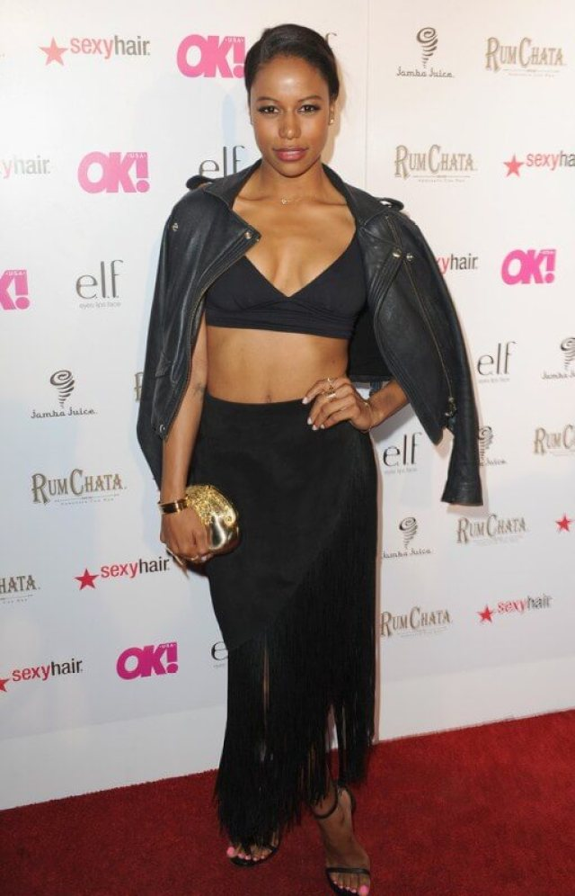 Taylour Paige hot pictures