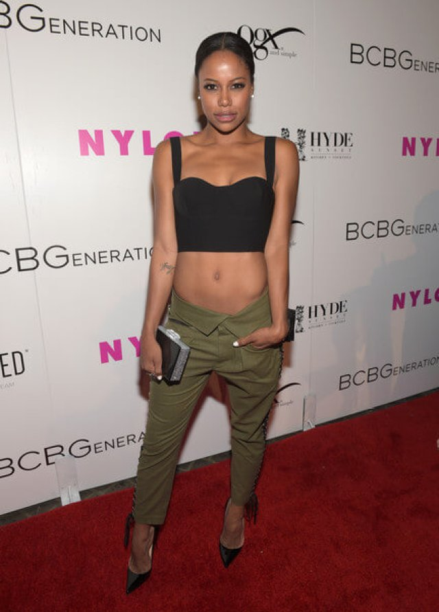Taylour Paige sexy picture