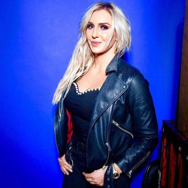 charlotte flair sexy cleavage pics