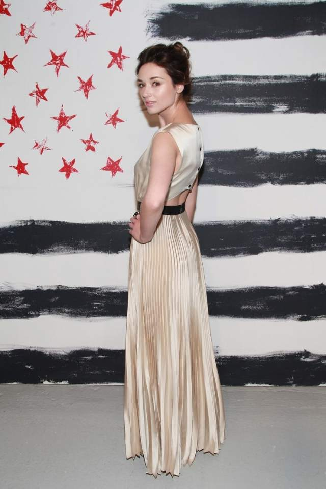 crystal reed butt awesome pic