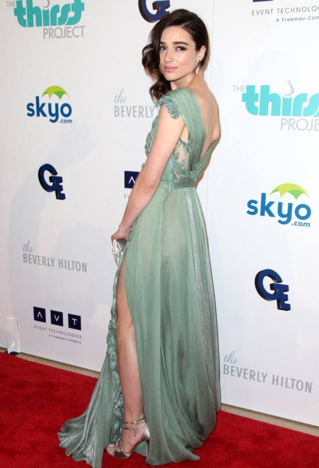 crystal reed butt hot
