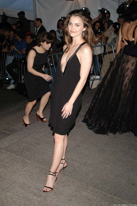 keri russell awesome feet