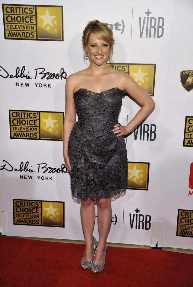 melissa rauch awesome pictures