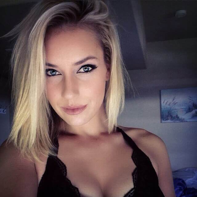 paige spiranac awesome pic