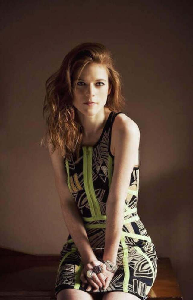rose leslie sexy pic (2)