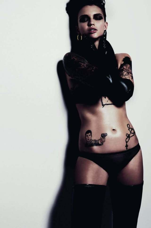 ruby rose near-nude pictures (3)